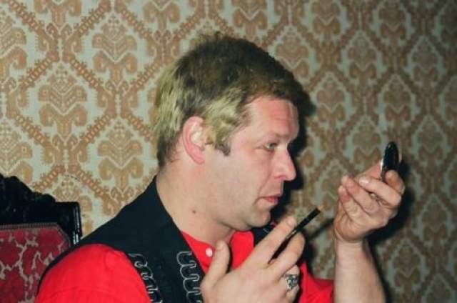 Борис Гребенщиков готовится к концерту