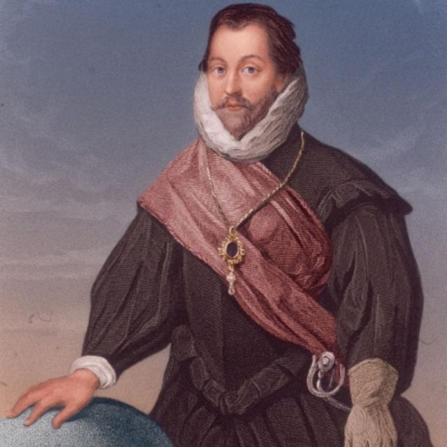 Френсис Дрейк (1540-1596). Будущий пират родился в Англии, в семье священника. Юношей пошел работать юнгой на небольшом торговом судне, где и обучился искусству мореплавания.