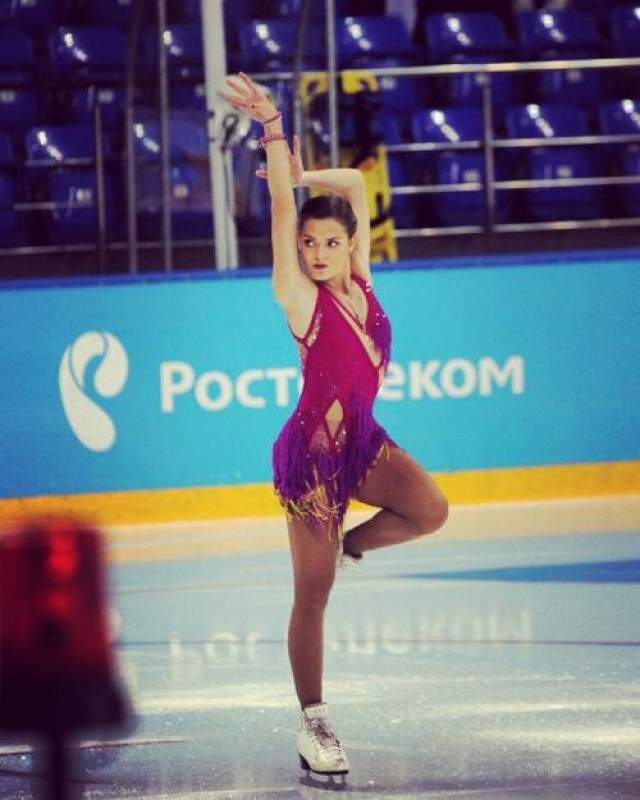 Аделина Сотникова, 23 года