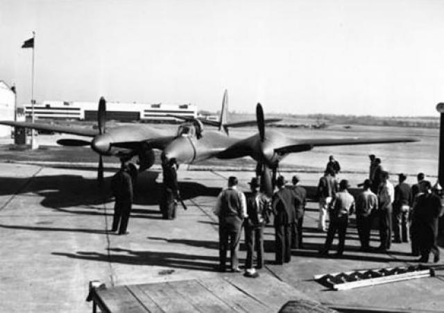 86 авиаинженеров были переправлены в Райт Филд, где США держали самолеты и оборудование люфтваффе.