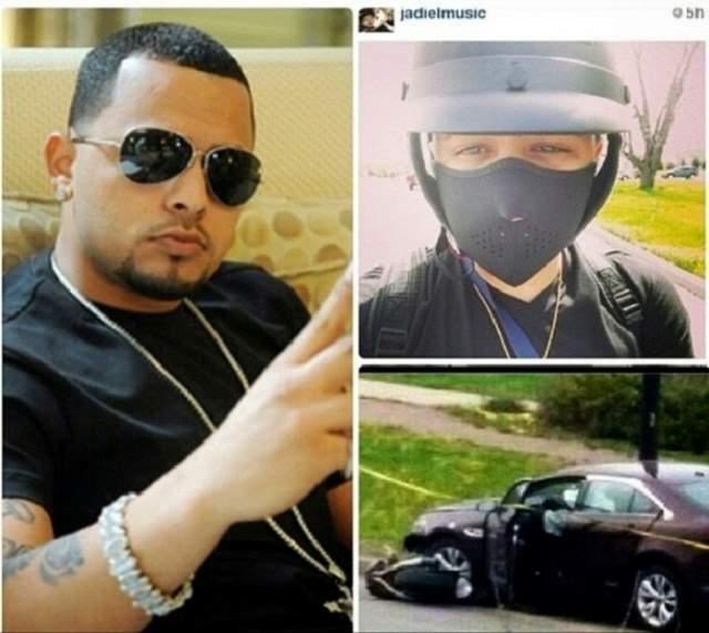 10 мая 2014 года. Пуэрториканец Рамон Гонсалес - рэпер, известный под именем Jadiel, погиб, фотографируясь во время езды на байке. Трагедия произошла в Нью-Йорке. После этого аккаунт музыканта начали вести для фанатов администраторы, выкладывая старые видео и фото.