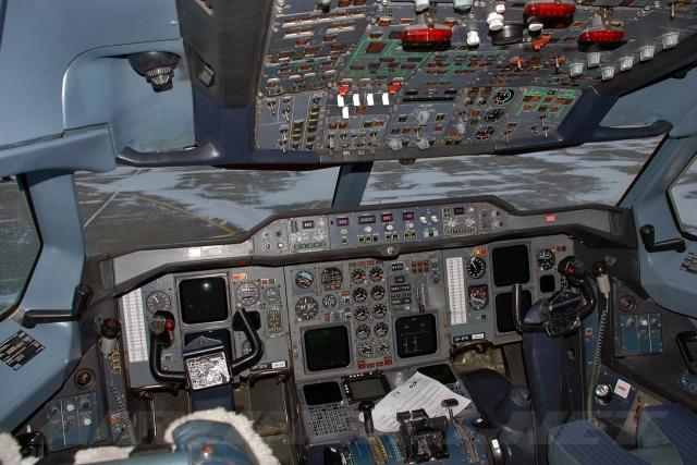 В 22:43:40 самолет коснулся взлетной полосы № 30 аэропорта Иркутска.