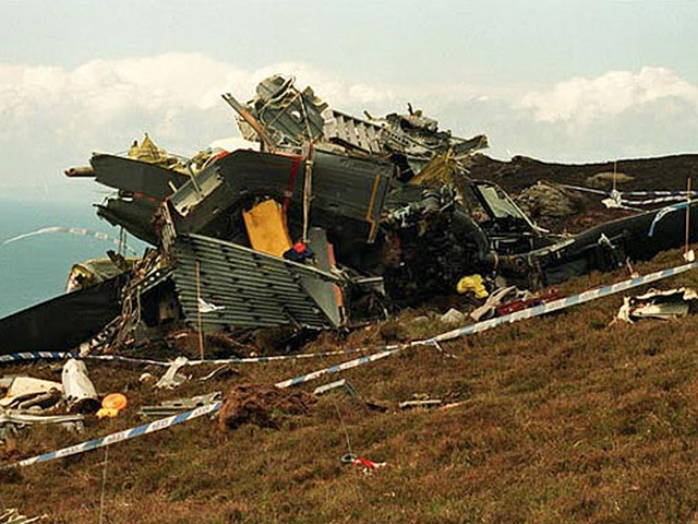 Все 46 пассажиров погибли.