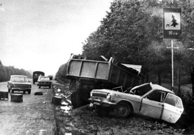 В четверг 27 августа 1981 года, в семь часов утра, на 74 км Ленинградского шоссе произошла страшная авария, приведшая к гибели хоккеиста.