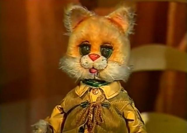 Другими героями передачи были кот Цап-Царапыч…