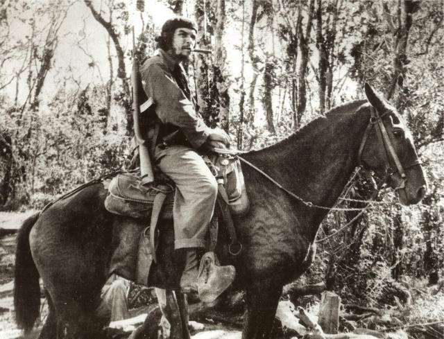 После победы революции Че Гевара получил кубинское гражданство, был начальником гарнизона крепости Ла-Кабанья (Гавана), директором Управления промышленного развития страны, участвовал в подготовке аграрной реформы.