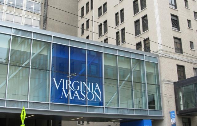 Дезинфицирующее внутривенно. В медицинском центре Вирджиния Мейсон сотрудники явно невнимательно относились к чтению этикеток на лекарствах.