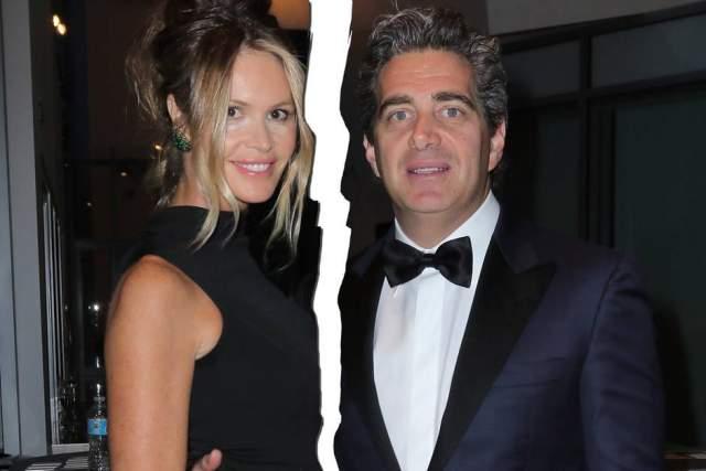 Это событие неожиданно сблизило бывших любовников: Макферсон начала навещать Джеффри. В марте 2013 года австралийская модель и владелец знаменитого отеля The Fontainebleau Miami Beach поженились.
