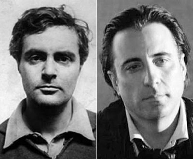 """Амедео Модильяни и Энди Гарсиа , """"Модильяни""""."""