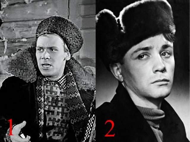 Роман Филиппов в этой же картине сыграл Филю Зайцева, хотя пробы Леонида Куравлева были также удачными.