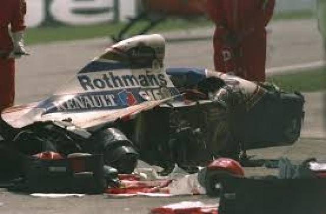 На старте гонки Педру Лами на скорости врезался в заглохший болид финна Юрки Ярвилехто, при этом разлетевшимися обломками были ранены трое зрителей, один из них тяжело.
