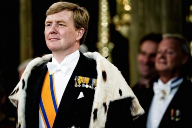 Виллем-Александр. Голландский король по материнской линии приходится родней российскому императору Павлу I. На приеме в день его коронации звучал рэп – любимая музыка короля.