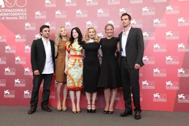 """Когда карьера актрисы не задалась, Мадонна решила попробовать свои силы в режиссуре, но картина """"Мы. Верим в любовь"""" (2011) была признана худшей картиной того года."""