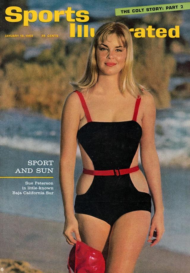 Сью Петерсон , 1965.