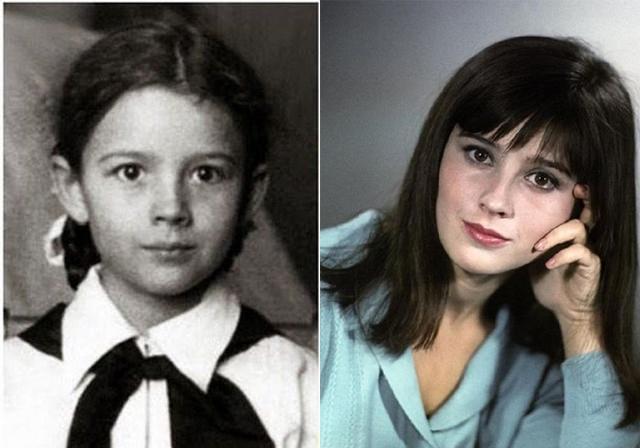 А эта девочка с пронзительным взглядом - Наталья Варлей .