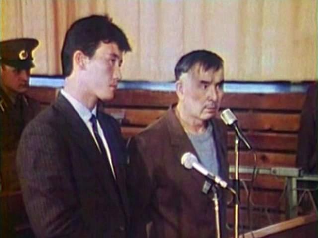 Суд приговорил Абая Борубаева к 14 годам, Мирзу Кымбатбаева к 10 годам, остальных участников преступления к разным срокам заключения. Абай позже был убит при невыясненных обстоятельствах во время отбывания тюремного заключения. Один из его подельников сошел с ума во время следствия.