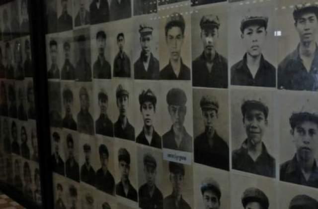 1. Безымянные жертвы красных кхмеров Во время правления режима красных кхмеров в Камбодже было совершенно очень много преступней. Одним из наиболее страшных является лагерь S21, располагавшийся в бывшей школе. За четыре года режима Пол Пота через бывшую школу прошли порядка 17 тыс. человек. Выжили менее 10.