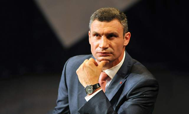Виталий Кличко, 47 лет, Украина. Боксер в 1996 - 2012 годах, с 2014 года мэр Киева.