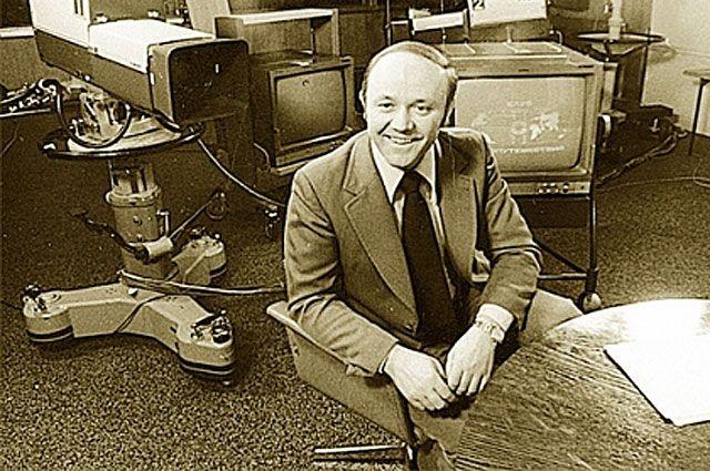 На телевидение Сенкевича пригласили в 1973 году.
