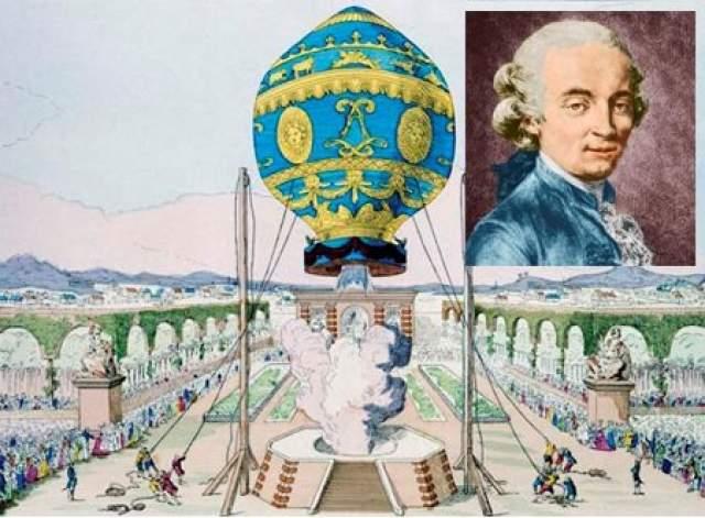 Де-Розье был недоволен тем, что теперь в центре внимания не он, и изобрел свой воздушной шар. Однако что-то пошло не так, и шар Пилатра-де-Розье загорелся. Вместе с пассажиром по имени Ромен они погибли во время полета.