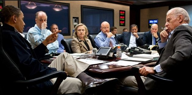 Поздно вечером 1 мая 2011 года крупные американские СМИ были проинформированы о том, что президент произнесет важную речь на тему, связанную с национальной безопасностью.