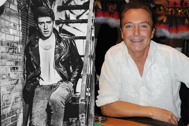Дэвид Кэссиди и Бо Кэссиди. Сын кинозвезды 1970-х и поп-певца тоже актер и певец.