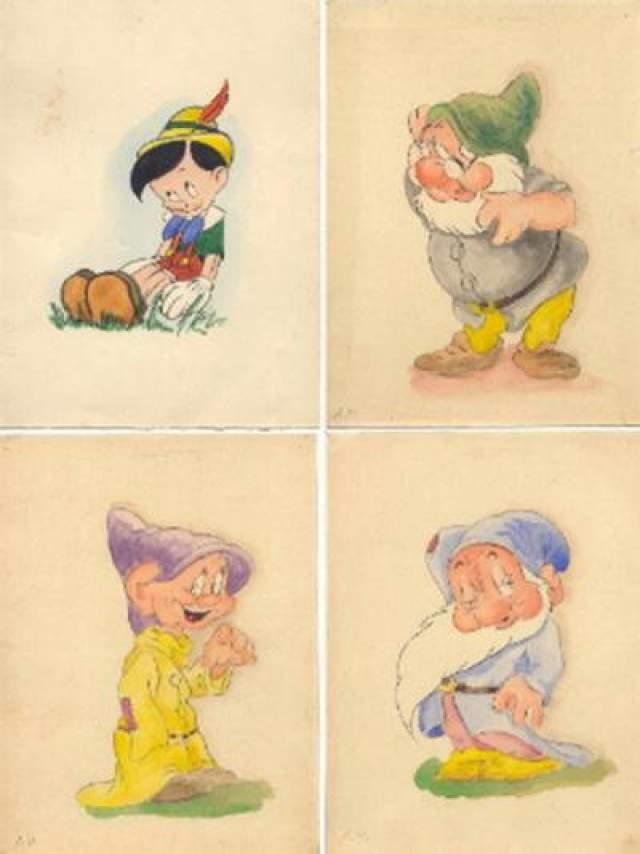 """Самым любимым анимационным произведением Адольфа, согласно свидетельствам историков, был мультфильм """"Snow White and the Seven Dwarfs"""" (Белоснежка и семь гномо), выпущенный компанией Уолта Диснея в 1937 году."""