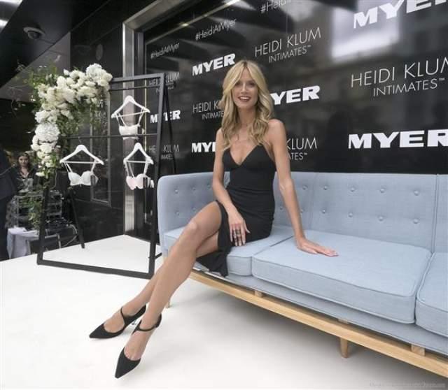 Хайди Клум Супермодель Хайди Клум застраховала свои ноги на $2 миллиона. Хотя она утверждает, что ее ноги имеют разную цену.