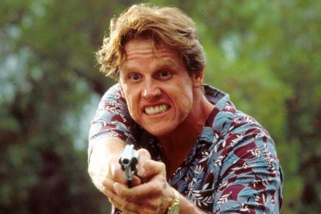 Гэри Бьюзи. В 1988 актер попал в страшную аварию на мотоцикле.