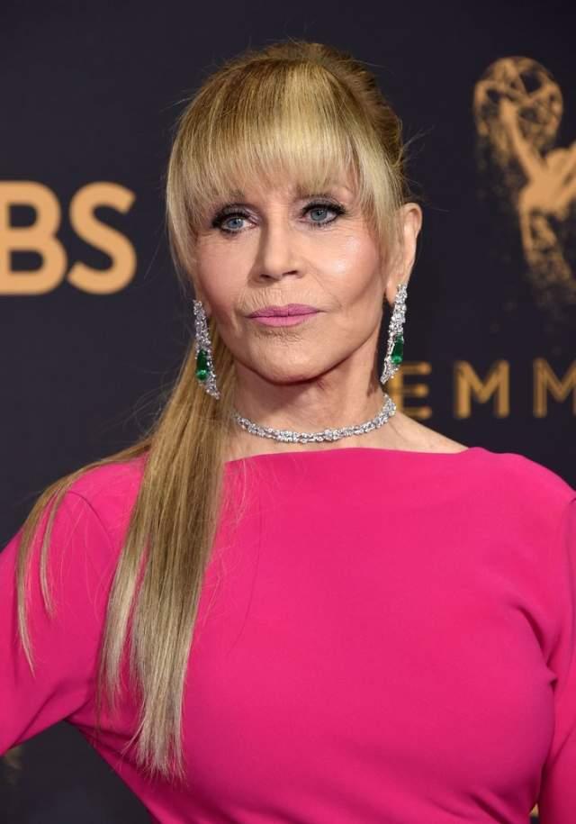 """Сейчас Джейн уже 80, а она все еще в блестящей форме! Актриса - лауреат двух премий """"Оскар"""", четырех премий """"Золотой глобус"""", двух премий BAFTA и премии """"Эмми""""."""