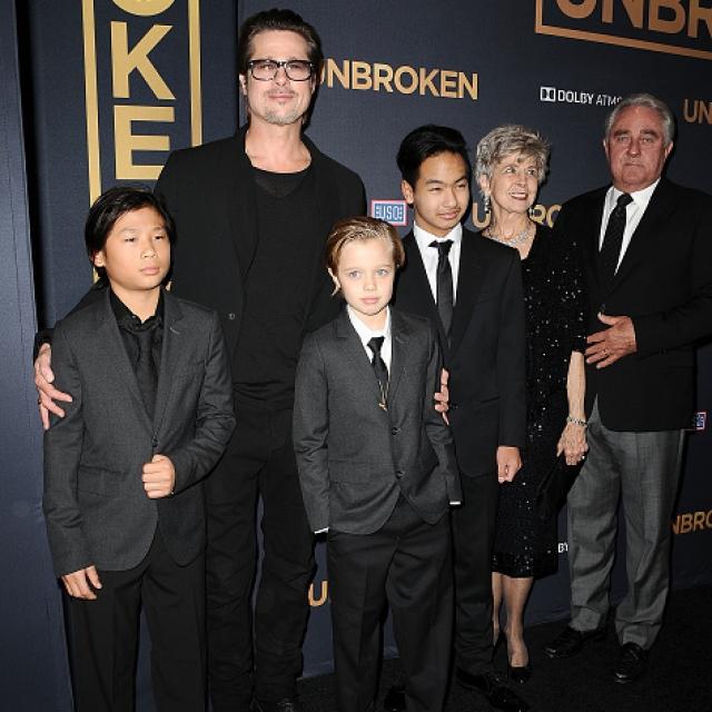 Трехлетнего вьетнамского мальчика Пакса актерская семья усыновила в 2007 году.