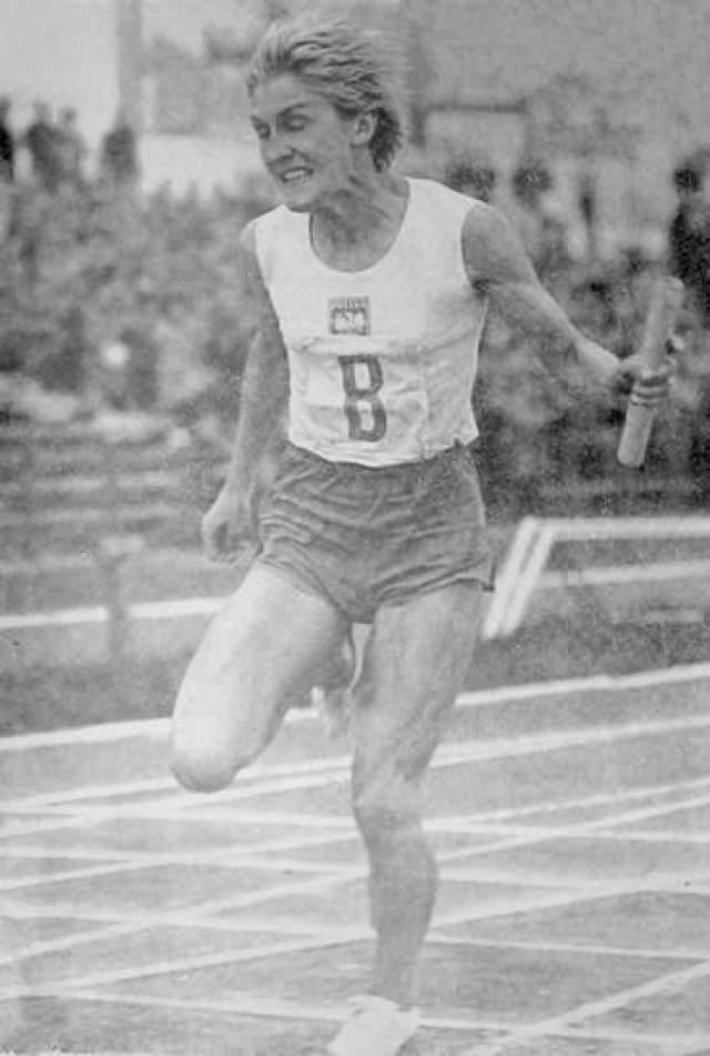 Ева Клобуковска. 1946 г.р. Польша. Бегунья. Дважды олимпийская чемпионка.