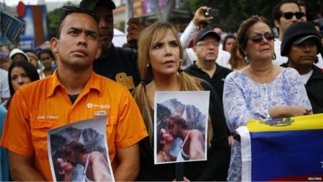"""Полиция арестовала убийц. Президент Венесуэлы признал происшествие """"потерей десятилетия"""" и лично контролировал ход расследования."""