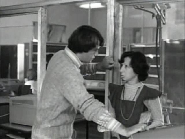 """В первоначальном сценарии муж Верочки был одним из основных героев фильма, тоже сотрудником """"статистического учреждения"""". По замыслу сценаристов, он постоянно выяснял отношения с женой."""