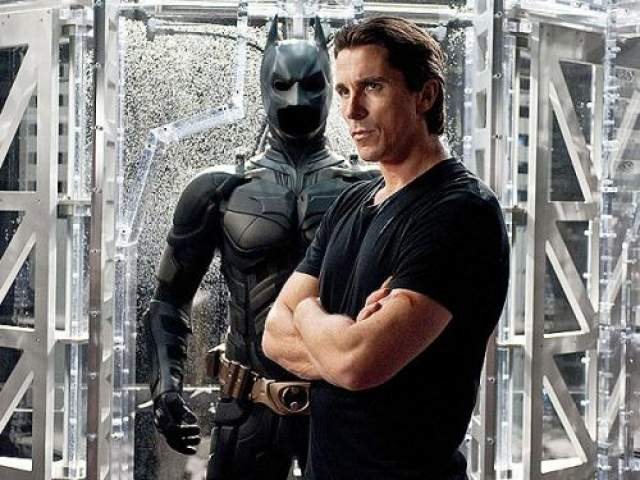 """И снова набирал для нового фильма """"Бэтмен. Возвращение легенды"""" 2013 год."""