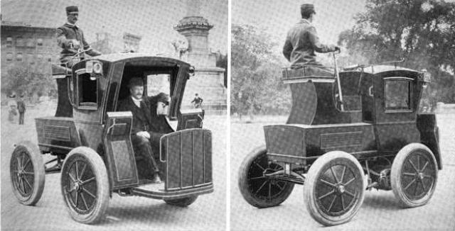 Электромобиль. Конец XIX века можно с уверенностью назвать временем электрического бума. Электромобили делали практически все, кому не лень.