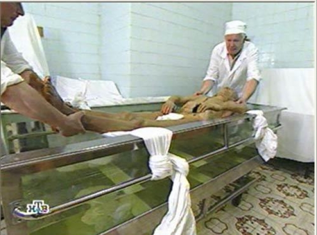 Пример успешного мумифицирования Ильича вдохновил многие коммунистические режимы.Уже в 1925 году к советскому правительству обратились китайские коммунисты с просьбой о бальзамировании тела Сунь Ятсена и получили отказ.