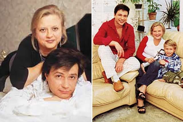 Супруги поженились тайно, и Татьяна с сыном Семеном жили отдельно от Владимира. Алибасов запрещал своим подопечным вступать в брак, так как это, по его мнению могло повлиять на популярность. Ходят слухи, что женщина нравилась и самому Алибасову.
