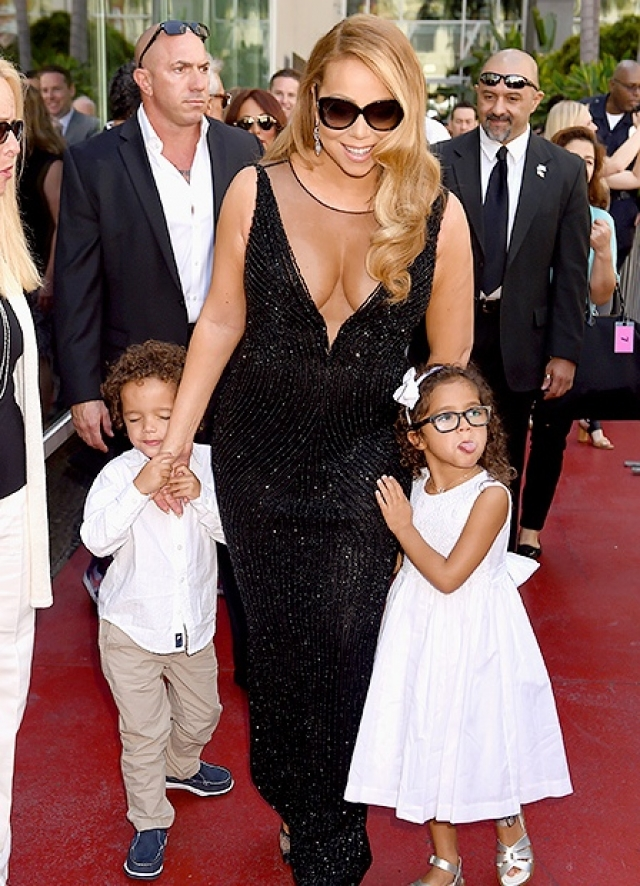 Мэрайя Кэри. В 2008 году, после длительных и безрезультатных попыток лечения, певица официально объявила, что страдает от угрозы выкидыша и ей сложно вынашивать ребенка.