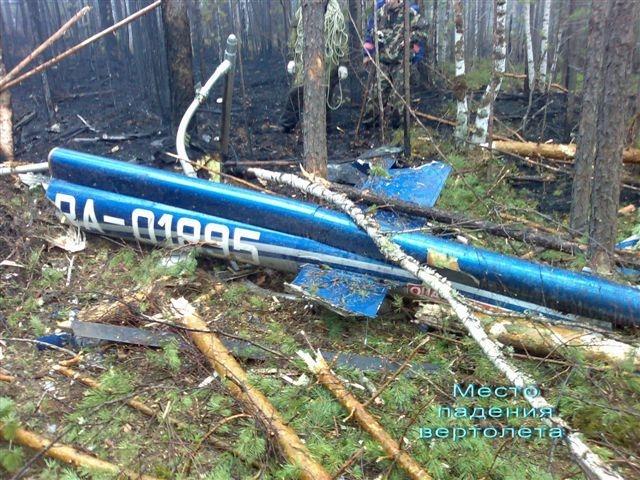 Погиб во время охоты на медведей с вертолета 10 мая 2009 года в результате крушения вертолета Bell 407, бортовой номер RA-01895.