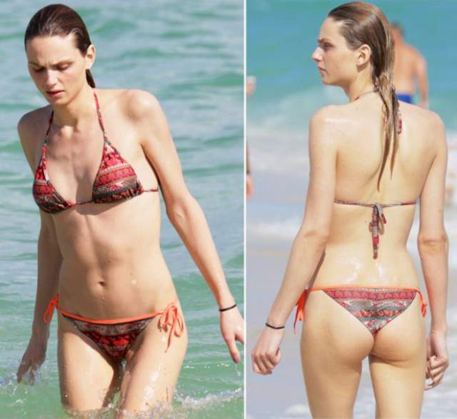 Сейчас Андреа замечательно себя чувствует и остается одной из самых востребованных моделей.