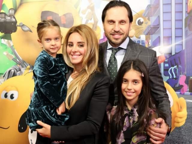 В 2007 году Ревва женился на девушке по имени Анжелика, они до сих пор вместе. У пары двое детей, дочери Алиса и Амели.