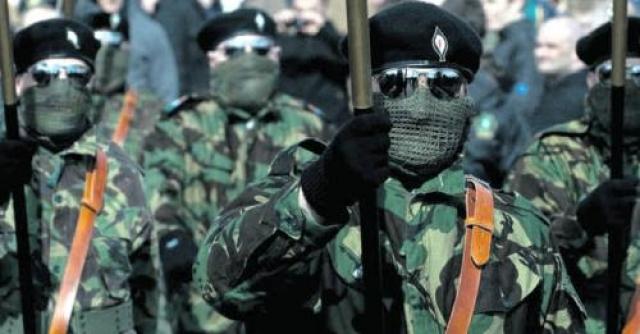 Irish Republican Army (IRA) не совсем типичная банда. Ирландская республиканская армия работает аналогично многим бандам в этом списке, насилие является их сильной стороной.