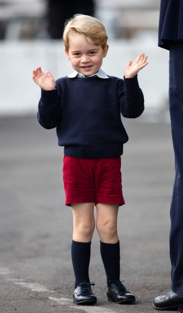 Принц Джордж. Таким же состоянием, несмотря на юный возраст, обладает и наследник престола Великобритании. Активы на $1 млрд. перейдут к нему от отца вместе с титулом. Даже если он не станет королем, английская казна будет выплачивать ему $400 млн в год.