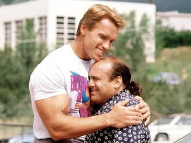 1988 год: «Близнецы» с Дэнни Де Вито