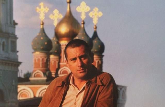 """1982 год, Роберт де Ниро приехал в российскую столицу для съемок в фильме Эмиля Лотяну """"Анна Павлова"""", но местные чиновники не утвердили его на роль."""