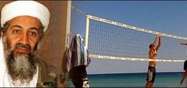 """По словам очевидцев, бен Ладен довольно неплохо обращался с мячом. Оказывается, Аль-Каида переодически устраивала внутренние матчи. Естественно, """"звездой номер один"""" в этих соревнованиях был сам Усама. Второй по величине """"звездой"""" волейбола в Аль-Каиде был начальник охраны бен Ладена, Мухаммед Атеф."""