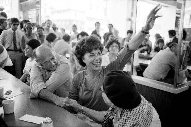 Работая на этой должности, она следила за справедливым ценообразованием для потребителей. Затем, с 1983 по 1987 год, Меиерсон работала под началом мэра Нью-Йорка Эдом Кочем, в качестве уполномоченной по вопросам культуры.