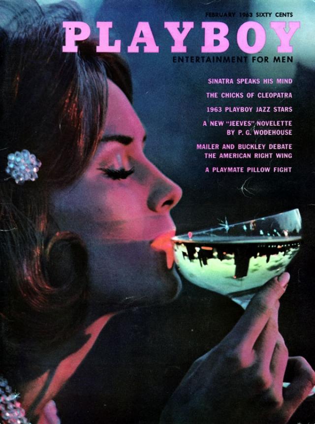 Cheryl Lampley, 1963