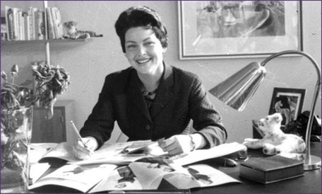 Burda. Журнал Burda Moden (ныне называется Burda Fashion) начал выходить c 1950 года, когда Энне Леммингер вышла замуж за Франца Бурду, хозяина небольшого печатного производства, не приносившего денег.